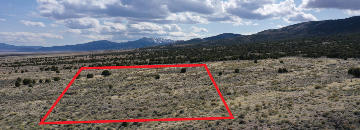 10 acres of pure privacy in Elko County